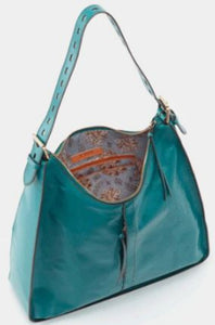 Teal Marley Bag