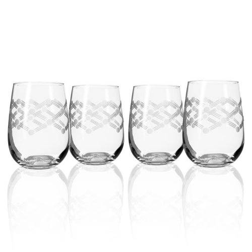 Maxwell Stemless Wine Tumbler Set
