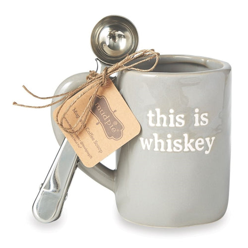 This Is Whiskey Mug Set