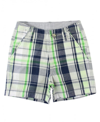 Reid Plaid Shorts