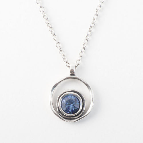 Serenity Tanzanite Necklace