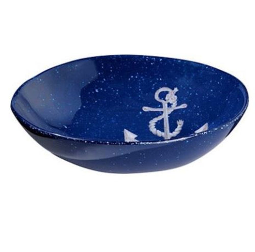 Speck Nautical Salad Bowl