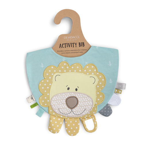 Activity Bib-Lion