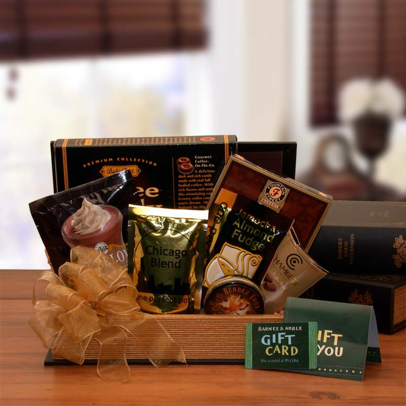 Book Lovers Barnes & Noble Gift ($15 Gift Card) - I'm a Gift-Basket Case!