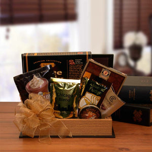 Book Lovers Gift set/ No Gift Card - I'm a Gift-Basket Case!