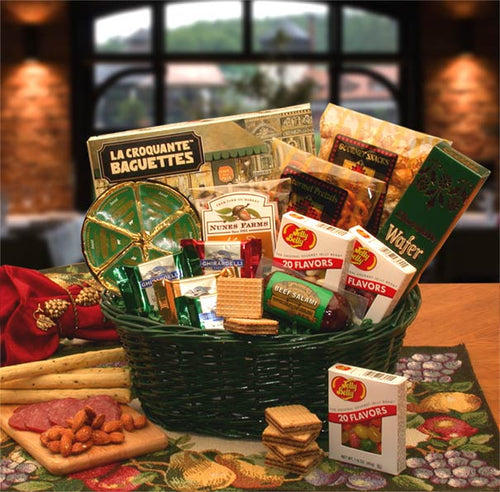 The Gourmet Choice Gift Basket - I'm a Gift-Basket Case!