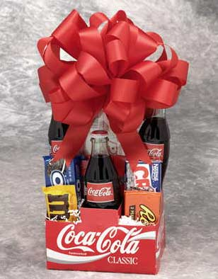 Old Time Coke Pack - I'm a Gift-Basket Case!