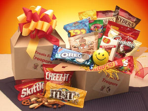 Treats For Troopers Snack Package - I'm a Gift-Basket Case!