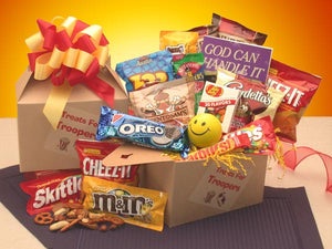 God Can Handle It Treats Care Package - I'm a Gift-Basket Case!