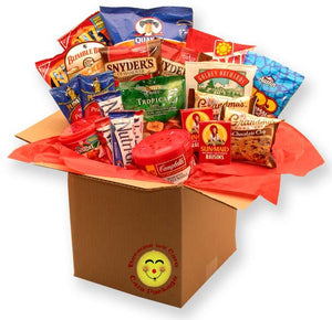 Healthy Choices Deluxe Care package - I'm a Gift-Basket Case!