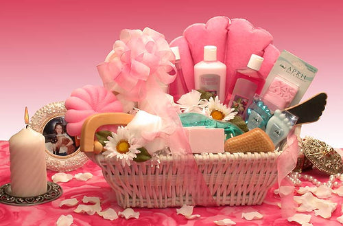 Ultimate Relaxation Bath & Body Gift - I'm a Gift-Basket Case!