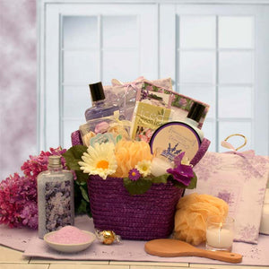 The Healing Spa - I'm a Gift-Basket Case!