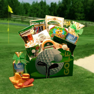 Golf Delights Gift Box - Medium - I'm a Gift-Basket Case!
