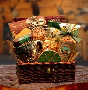 Hunters Retreat Gift Chest - I'm a Gift-Basket Case!