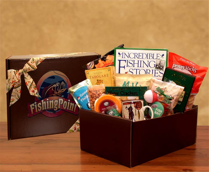 Fisherman's Point Gift Pack - I'm a Gift-Basket Case!