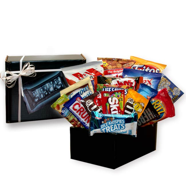 Midnight Munchies Gift Pack - I'm a Gift-Basket Case!