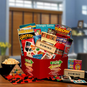 More Fun & Games Gift Box - I'm a Gift-Basket Case!