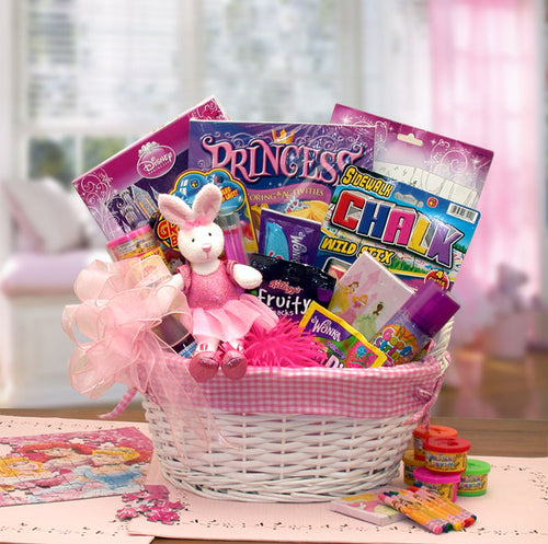 A Little Disney Princess Gift Basket - I'm a Gift-Basket Case!