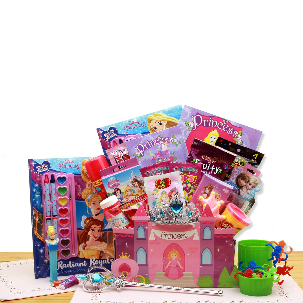 A Princess Fairy Tale Gift Box