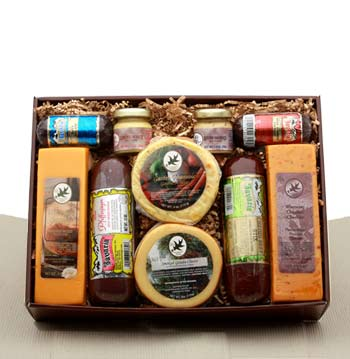 Deluxe Meat & Cheese Assortment Gift Set
