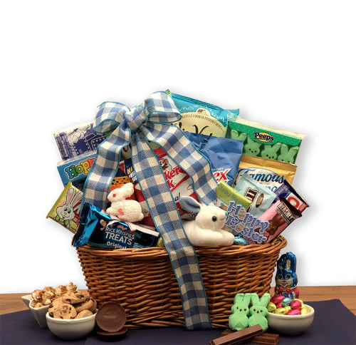 Easter Snacks Gift Basket