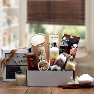 Vanilla Essence Spa Gift Box