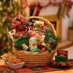 Holiday Celebrations Holiday Gift Basket (Small)