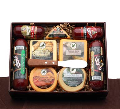 Signature Reserve Meat & Cheese Gift Box