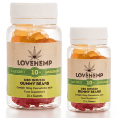 Love Hemp Gummies