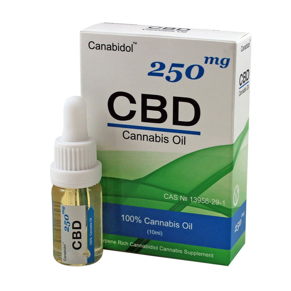 CBD Cannabis Oil (10ml Up to 1000mg)