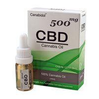 CBD Cannabis Oil by Canabidol 10ml
