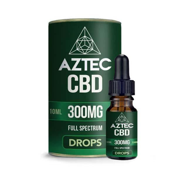 Aztec CBD Drops 10ml