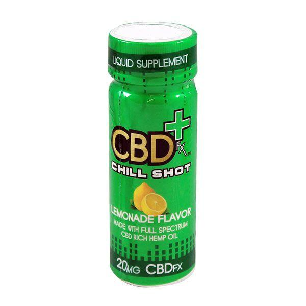 Lemonade Chill Shot (20mg - 60ml)