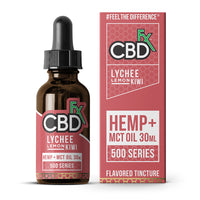 Lychee Lemon Kiwi CBD Oil by CBD FX 30ml