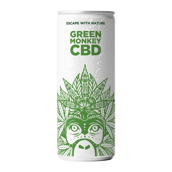 Green Monkey CBD Drink