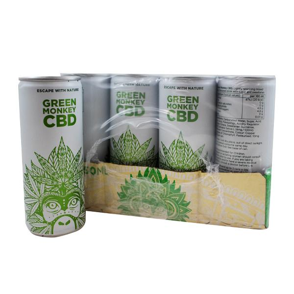 CBD Drink 24 Pack