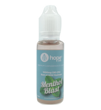 Menthol Blast CBD E-Liquid by Hope CBD 1000mg 20ml