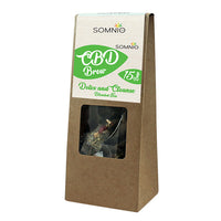 Blended Tea CBD Brew by Somnio 15 bags/30g