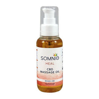 Heal CBD Massage Oil by Somnio 900mg 100ml