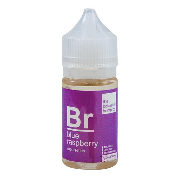 Blue Raspberry CBD E-Liquid (30ml 500mg)