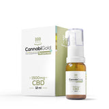 CannabiGold Food Supplement Terpenes 12ml