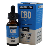 CBD Oil Hemp Food Supplement 30ml