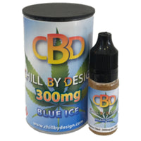 Chill By Design Blue Ice 300mg | Additional