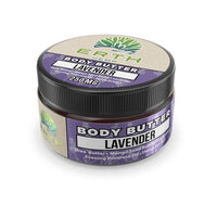 Lavender Body Butter by Erth Hemp 250mg 113g