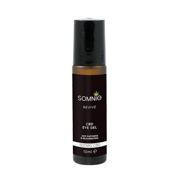 Revive CBD Eye Gel by Somnio 500mg 10ml