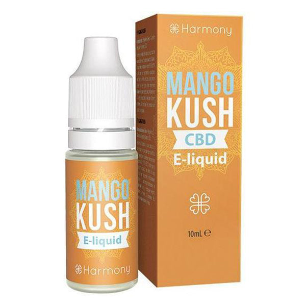 Mango Kush CBD E-liquid (10ml 30/100/300/600mg)