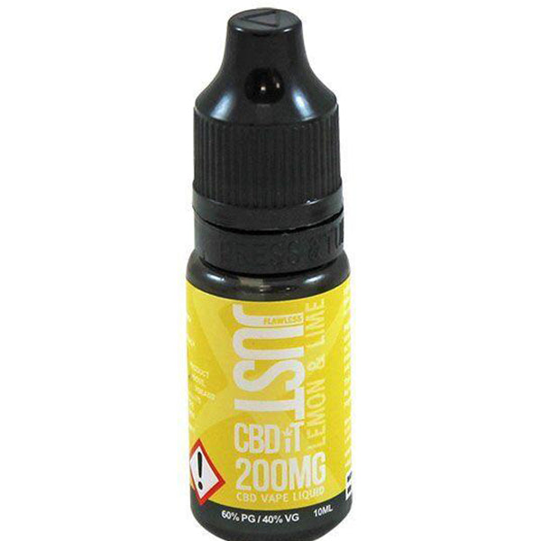 Lemon & Lime CBD Vape Liquid (10ml 200/300mg)