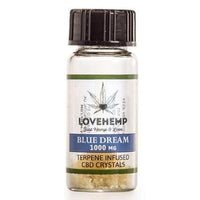 Love Hemp CBD Terpene Infused Crystals 500mg | Blue Dream