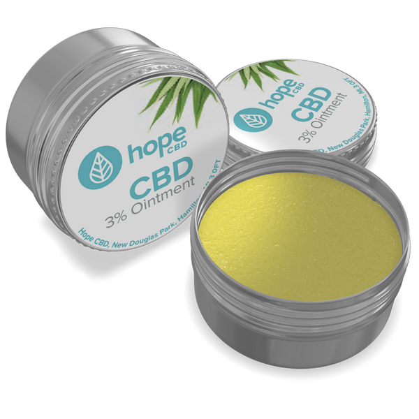 CBD Ointment (3% 225mg CBD 30ml)