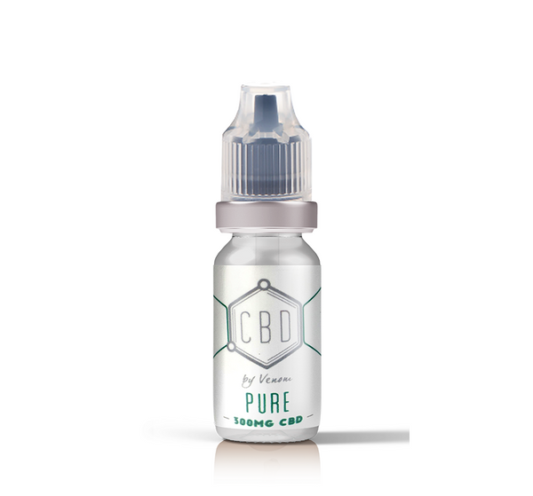 Pure CBD E-liquid (10ml 100mg)